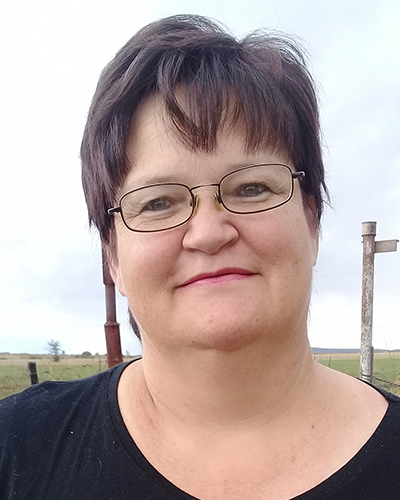 <strong>Ms. Ivonne van Tonder</strong>